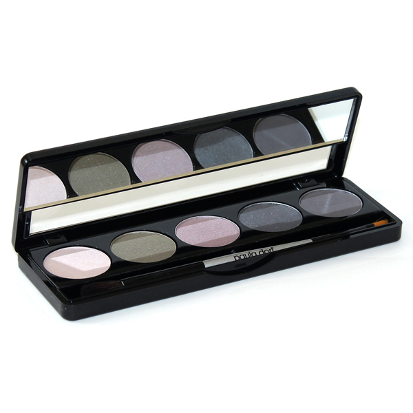 Stormy Eyeshadow Pallet-5 shades
