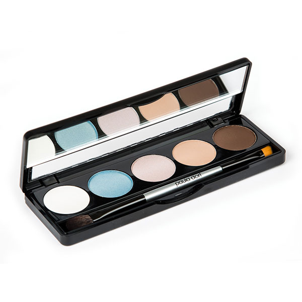 Aztec City Eyeshadow Pallete-5 shades